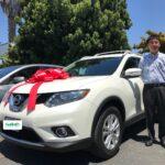[納車ブログ] 2015 Nissan Rogue SV