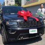 [納車ブログ] 2016 Jeep GrandcherokeeLTD 75th AWD