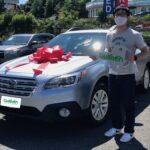 [納車ブログ]  2015 SubaruOutback2.5i Premium